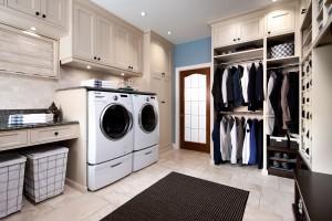 Oakridges Laundry Room