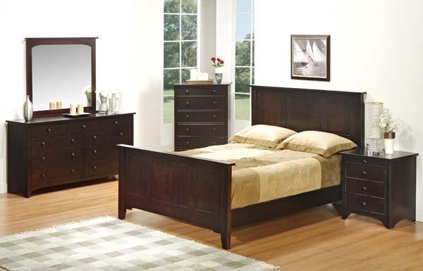 """Shaker"" Bedroom Suite 2 – Brices Furniture"