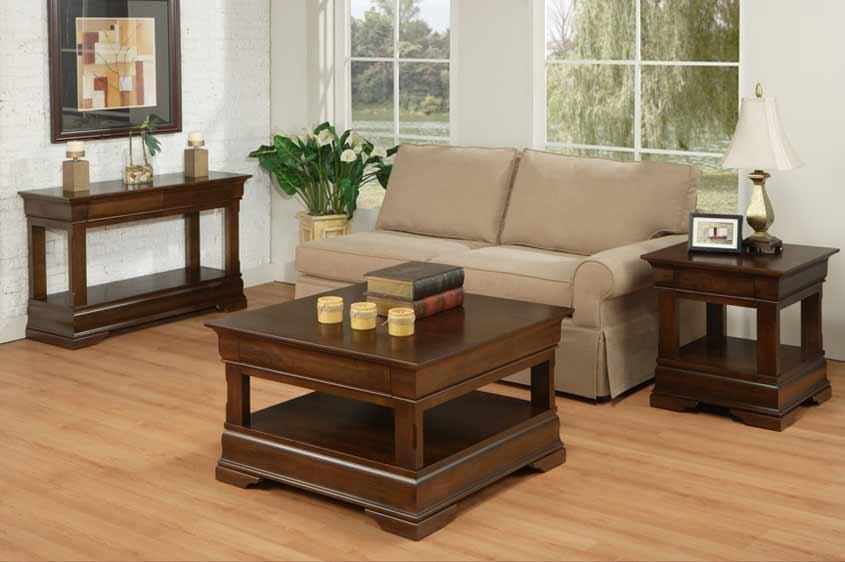 Phillipe Living Room Set
